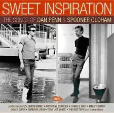 Various Artists - Sweet Inspiration: Songs of Dan Penn & Spooner [New CD] UK - I