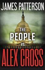 Alex Cross: The People vs. Alex Cross by James Patterson (2017, CD, Unabridged)