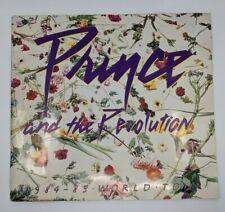Prince and the Revolution 1984-85 World Tour Program Book - Feb 20, 1984-85
