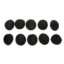 10Pcs 50mm Soft Sponge Headband Headphone Pad Cushion Headset Cover Replacement