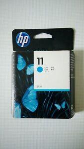 HP 11 CODICE - C4836A, CIANO - ORIGINALE.