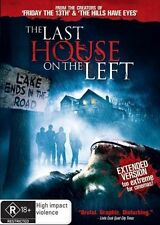 The Last House On The Left - Extended Version (DVD, 2015)