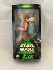 """Star Wars Dagobah Luke Skywalker & Yoda (Wal-Mart) Hasbro 12"""" Legacy Collection"""