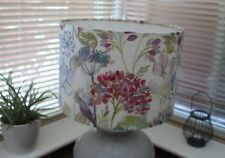 NEW VOYAGE MAISON COUNTRY HEDGEROW FABRIC LAMPSHADE / LIGHTSHADE 30CM HANDMADE