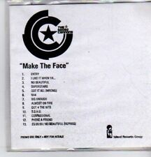 (DE658) The Loose Cannons, Make The Face - DJ CD