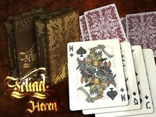 Teliad Heren Playing cards Deck Brand New Sealed