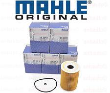 Set of 5 MAHLE Oil Filter's for Mercedes Dodge Sprinter