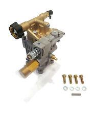 3000 psi Pressure Washer Pump with Keyway for Generac AXD2524GT-22mm & AXD3025G