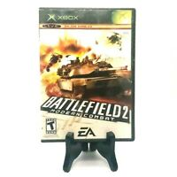 Battlefield 2 Modern Combat Microsoft Xbox Complete with Manual EA 2005