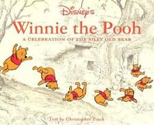 Disney Winnie the Pooh A Celebration of the Silly Old Bear by Christopher Finch