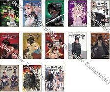 Until Death Do Us Part (Vol. 1 - 13)  English Manga Graphic Novels Set Lot NEW