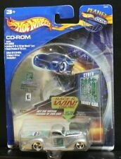 1 NEW HOT WHEELS CD ROM PLANET.COM RACE LEVEL #6/6 CYBER ENERGY INTELLIGENCE CAR