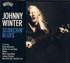 Johnny Winter(CD Album)Scorchin' Blues-