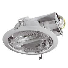 Downlight Deckenlampe Einbaulampe Einbau Einbaudownlight max 2x20Watt E27 NEU