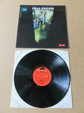 CREAM Full Cream POLYDOR LP ORIGINAL aka Fresh Cream 1970 UK 99 PRESSING 2447010