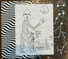 Mndsgn – Snaxx CD, 2019 Stones Throw Records, Electronic Hip Hop