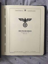 Third Reich 1933-1945 Stamp Collection Album