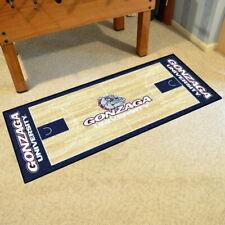 Gonzaga Bulldogs Basketball Court Runner Area Rug Mat