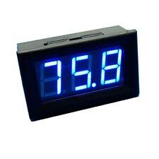 Blue LED Panel Meter Mini Digital Voltmeter DC 0V To 99.9V NEW