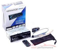 Kenwood KMM-BT303 Bluetooth USB Aux Media Player Iphone Radio No CD Car Stereo