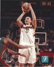 DIANA TAURASI 8X10 WNBA LICENSED LOGO COLOR PHOTOGRAPH PHOENIX MERCURY UCONN F