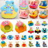 Cute Kids Baby Sofa Support Seat Cover Learning Sit Up Chair Washable Cover AU