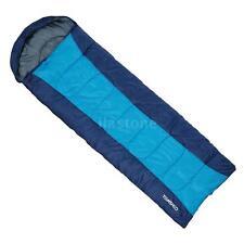 Thermal Envelope Sleeping Bag 23F/-5C Outdoor Camping Travel Hiking Bag R6F1
