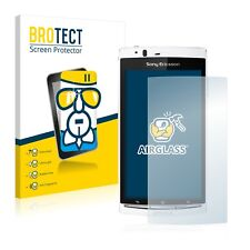 Sony Ericsson Xperia ARC S LT18i Glass Foil Screen Protector Safety 9H