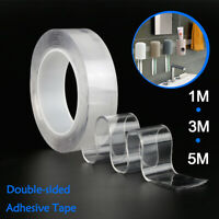 Double-Sided Adhesive Nano Traceless Tape Washable Loop Disks Tie Glue Gadgets