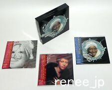 ARETHA FRANKLIN / JAPAN Mini LP CD x 3 titles + PROMO BOX Set!!