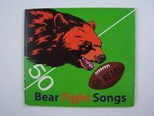Chicago Bears Fight Songs CD ~RARE