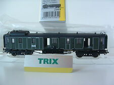 Trix h0 23469 treno rapido-bagagli carrello K. BAY. STS. B. epoca i OVP