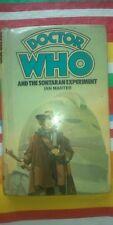 DOCTOR WHO - The Sontaran Experiment Hardback