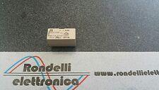 Relè bistabile montaggio su PCB BOBINA 5VCC ADJ61005H