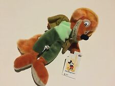 Brer Fox Disney Beanie Baby New w/Tag (From Song Of The South) Rare -Brand New