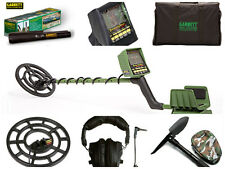 GARRETT GTI 2500 METAL DETECTOR CERCAMETALLI + ACCESSORIES + PRO-POINTER