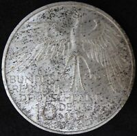 1972 D | Germany 10 Mark Coin | Silver | Coins | KM Coins