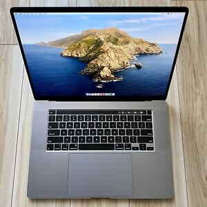 "Apple MacBook Pro 16"" (1TB SSD, Intel Core i9, 2,30 GHz, 16GB) - Space Grey"