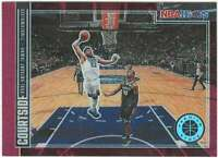 KARL-ANTHONY TOWNS 2019-20 Panini Hoops Premium Courtside Red #8 Wolves ID:9574