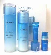 2017 LANEIGE Essential Power skin Refiner & Balancing Emulsion Moisture Set W/T