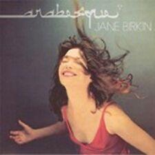 """JANE BIRKIN """"ARABESQUE"""" CD NEUWARE"""