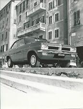 VAUXHALL VIVA SL anni 1960 FOTOGRAFIA ORIGINALE DI STAMPA ITALIANA ROMA piastre di licenza