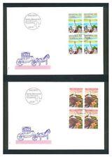 Schweizer Briefmarken mit Bedarfsbrief
