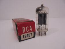Rca 12Au7A Vacuum Tube