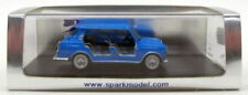 Voitures, camions et fourgons miniatures bleu Mini cars