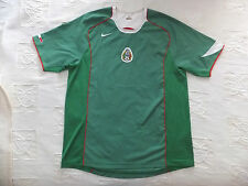 CAMISETA MEXICO NIKE SHIRT  TALLA XL MAGLIA USADA / USED SELECCION MEXICANA