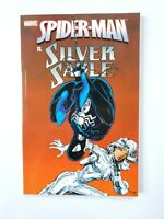 Spider-man Vs Silver Sable TPB Marvel 1st Printing 2006 McFarlane Syndicate