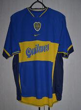BOCA JUNIORS ARGENTINA 2000/2001 HOME FOOTBALL SHIRT JERSEY MAGLIA NIKE