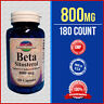 Beta Sitosterol 180 Caps 800mg Per Serving - Prostate Health ,Boost Immunity USA
