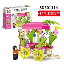 Bloques De Construcción Juguetes de construcción de carga de calle Regalos modelo del coche de niño Figur niños